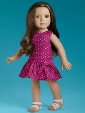 "My Imagination Starter Brunette Basic Doll By Robert Tonner ~ 18"" Play Doll!!!"