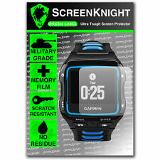 Screenknight Garmin Forerunner 920xt Protector De Pantalla Invisible Militar Escudo