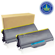 2 High Yield TN360 330 Toner Cartridge For Brother HL-2140 2170W MFC-7340 7