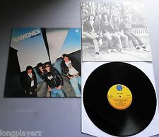Ramones - Leave Home UK Sire 1977 1st Press LP with Inner Sleeve