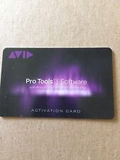 Avid Pro Tools 10 11 12 12.7 with ILOK Oficial PERPETUAL License for Protools