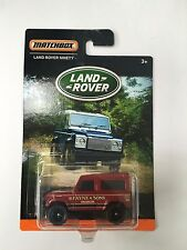 NEW MATCHBOX LAND ROVER SERIES - 90 NINETY PAYNE & SONS