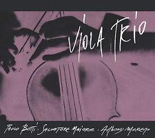 PAOLO BOTTI  «Viola Trio»  Caligola 2060