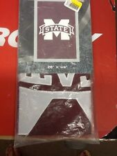 MISSISSIPPI STATE BULLDOGS 28'X44' FLAG BRAND NEW FREE SHIPPING