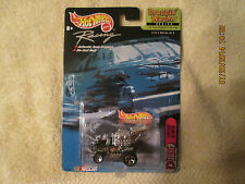 2000 Hot Wheels Racing Draggin Wagon #75 Cartoon Network 25,000 HTF