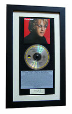 WARREN ZEVON Excitable CLASSIC CD GALLERY QUALITY FRAMED+EXPRESS GLOBAL SHIPPING