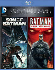 BLU-RAY DC Universe Double Feature: Son of Batman/ Batman: Under the Red Hood