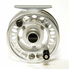 GALVAN RUSH LIGHT LT R-10 FLY REEL CLEAR 10/11 WT. ROD MADE IN USA FREE $80 LINE