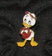 Disney SMALL VINTAGE Pin NEPHEW  DONALD DUCK RED SHIRT