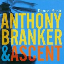 NEVER USED JAZZ CD Dance Music by Ascent/Anthony Branker