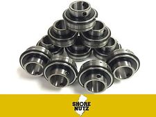 """10 Pieces SER204-12 3/4"""" ER12 Insert Ball Bearing With Snap Ring NEW"""