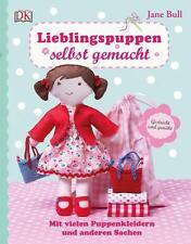 Lieblingspuppen selbst gemacht Puppen nähen & stricken für Kinder von Jane Bull