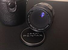 Rare Macro Takumar (Pentax) 50mm f/4 MF M42 1:1 version Lens - Near Mint
