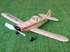 PIPER PAWNEE  rubber powered model airplane kit