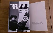 Then Again SIGNED LIMITED EDITION 1/2000 Diane Keaton HB Autobiography 1st/1st