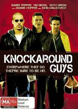 NEW & SEALED KNOCKAROUND GUYS - DVD Region 4 R4 - ACTION - VIN DIESEL SETH GREEN