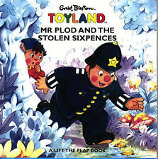 Mr.Plod and the Stolen Sixpences-ExLibrary