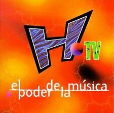 HTV: Poder de Musica by Various Artists (CD, Aug-1998, J & N Records)