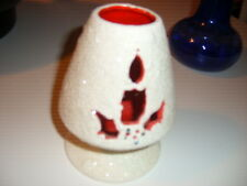 christmas ornament candle holder unique rare holiday collectible