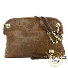 Louis Vuitton Paris Souple Wish bag Chocolate M95829 2008 autumn winter