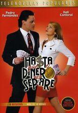 Hasta Que el Dinero Nos Separe [4 Discs] (2011, DVD NUOVO) (REGIONE 0)