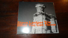 STEVE LANTNER TRIO WHAT YOU CAN THROW HatOLOGY HUT CD SWISS SEALED