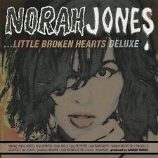 Little Broken heart Deluxe - Norah Jones 2 CD Set Sealed New
