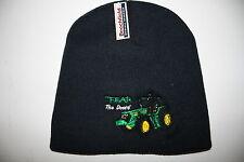 John Deere Tractor Hat /Cap Beanie New
