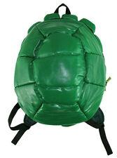 Teenage Kid Mutant Ninja Turtles Shell Backpack With Masks TMNT Student Book Bag