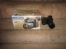 Olympus Camedia E100RS Rapid Shot 10X Zoom Digital Camera with box