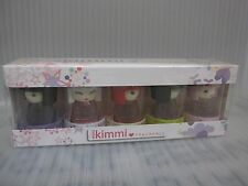 KIMMI FRAGRANCE by KOTO PARFUMS 5 Pieces Variety Mini Gift Set:5 X5 ML Each Item