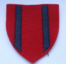 royal engineers training brigade  RE  cloth formation sign  military patch