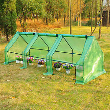 9'x3'x3' Greenhouse Gardening Flower Plants Yard Seedling Mini Hot House Tu