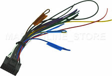 KENWOOD KDC-BT652U KDCBT652U KDC-BT752HD KDCBT752HD  GENUINE WIRE HARNESS*