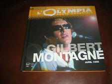 LES CONCERTS MYTHIQUES DE L'OLYMPIA GILBERT MONTAGNE AVRIL 1985 - LIVRE + CD