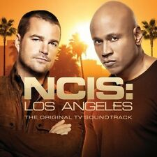 NCIS LOS ANGELES  - COLONNA SONORA - CD NUOVO SIGILLATO