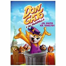 Top Cat: The Movie (DVD, 2013)