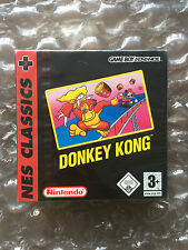 Brand new factory sealed donkey kong NES classics pour NINTENDO GAMEBOY ADVANCE