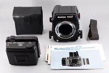 **Near Mint** Mamiya RZ67 Pro SLR Camera Body w/ two 120 Film Backs from Japan