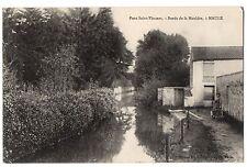 CPA 78 - MAULE (Yvelines) - Pont Saint-Vincent - Bords de la Mauldre
