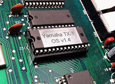 Yamaha TX7 OS v1.4 Firmware Upgrade Chip