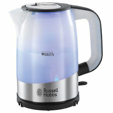 RUSSELL HOBBS 3KW ILLUMINATING PURITY KETTLE WITH BRITA FILTER - 18554