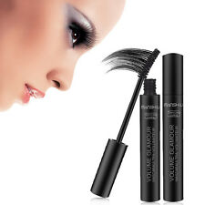 Fashion Makeup Fiber Lashes Mascara Black Extension Long Curling Eye Lashes Lady