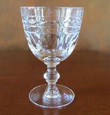 Tiffin Franciscan Liege #17394 Stem Polished Cut Water Goblet(s)