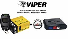 Viper 4115V 1 Button Car Remote Start System w/ Bypass Module DBALL2 Included