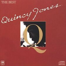 Quincy Jones : The Best of Quincy Jones CD (1990)