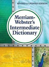 Merriam-Webster's Intermediate Dictionary (2016, Hardcover, Revised, New...