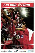 DFB-Pokal 2004/05 FC Energie Cottbus - Hannover 96, 22.09.2004
