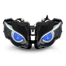 Motorcycle LED Eagle Eyes HID Headlight Assembly for Honda CBR1000RR 2008-2011