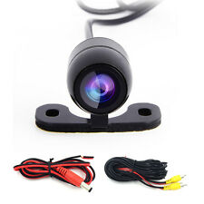 Mini Car Rear View Reverse Camera Monitor Kit 170° Backup HD Color CCD IP67 Hot